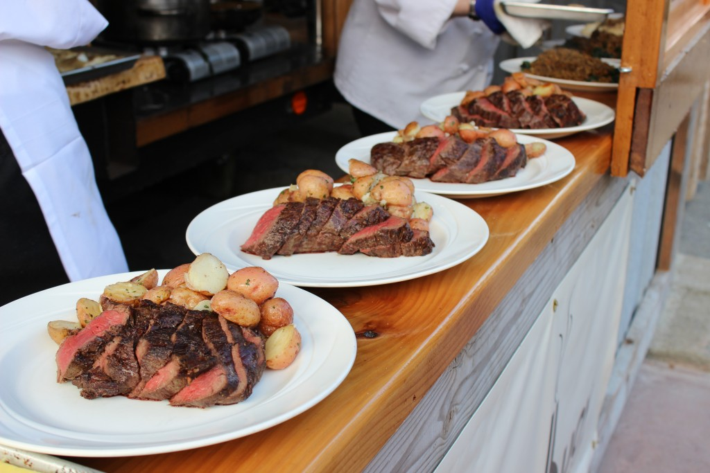 Catering, Food, Olympic Peninsula, Dining