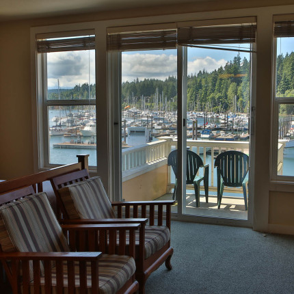 Marina, Resort, Lodging, Inn, Olympic Peninsula