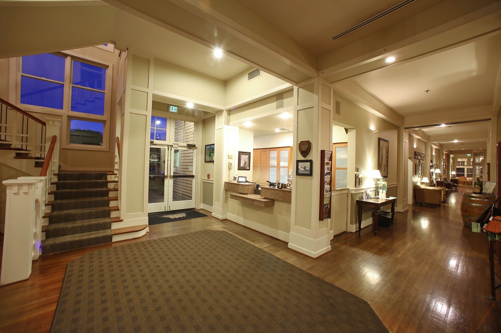 Lobby, Resort, Inn, Lodging, Olympic Peninsula