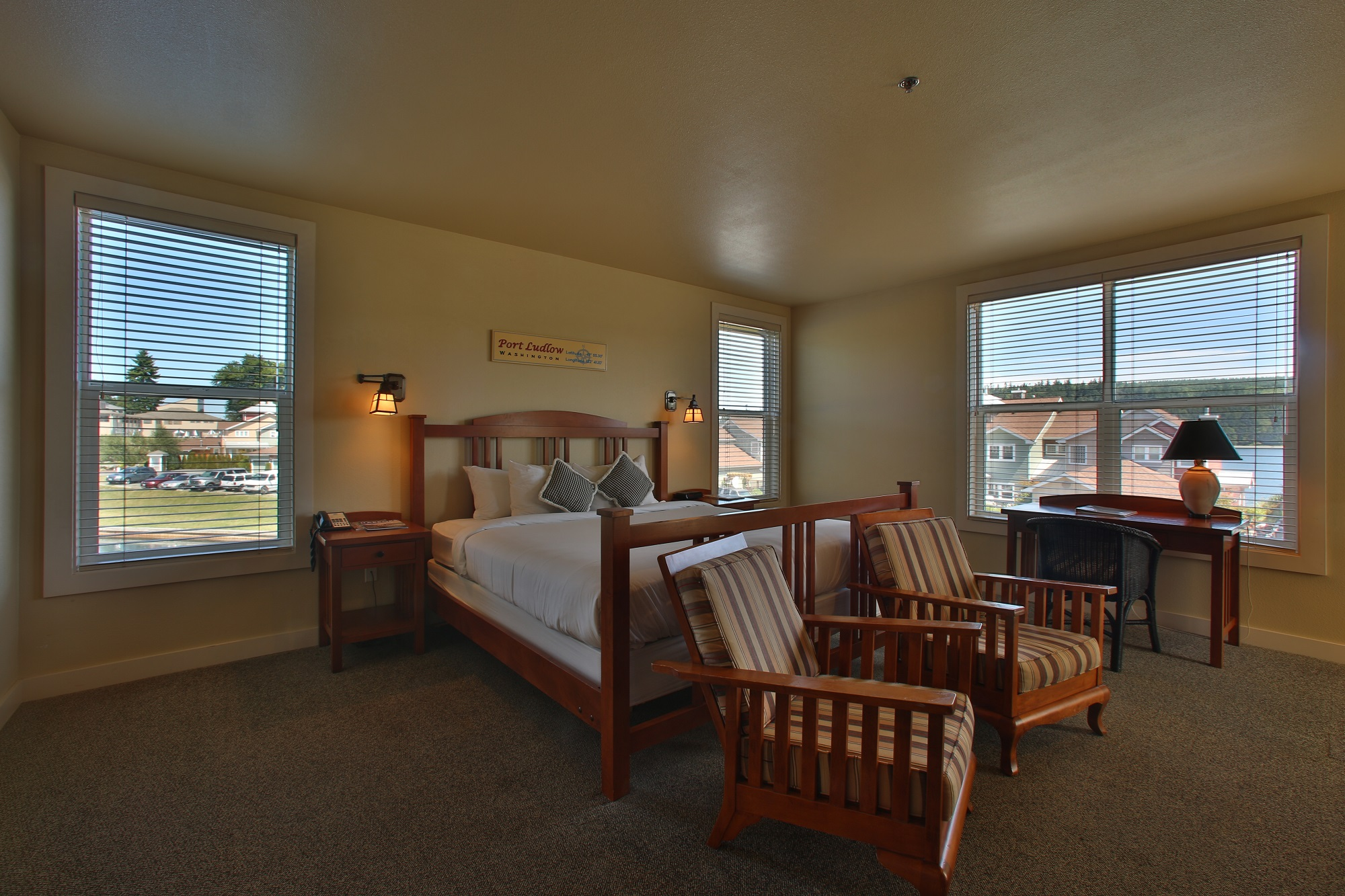 Lodging, Resort, Inn, Guest Room, Olympic Peninsula