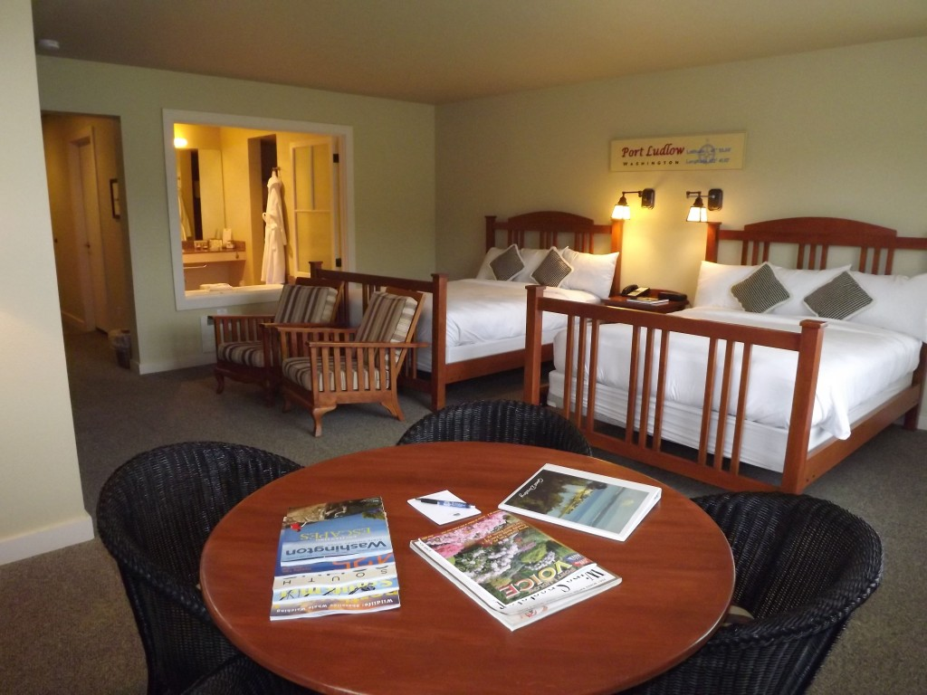 Olympic Peninsula, Resort, Inn, Lodging