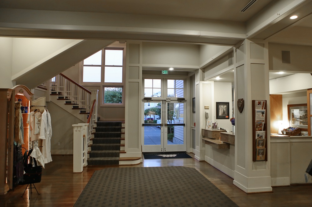 Lobby, Resort, Lodging, Inn, Hotel, Olympic Peninsula