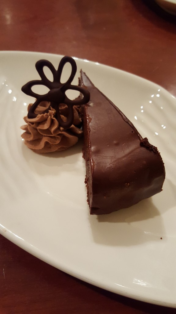 Chocolate, Dessert, Waterfront Dining, Olympic Peninsula