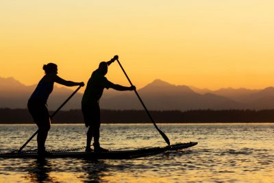 Paddle, Paddleboarding, Olympic Peninsula