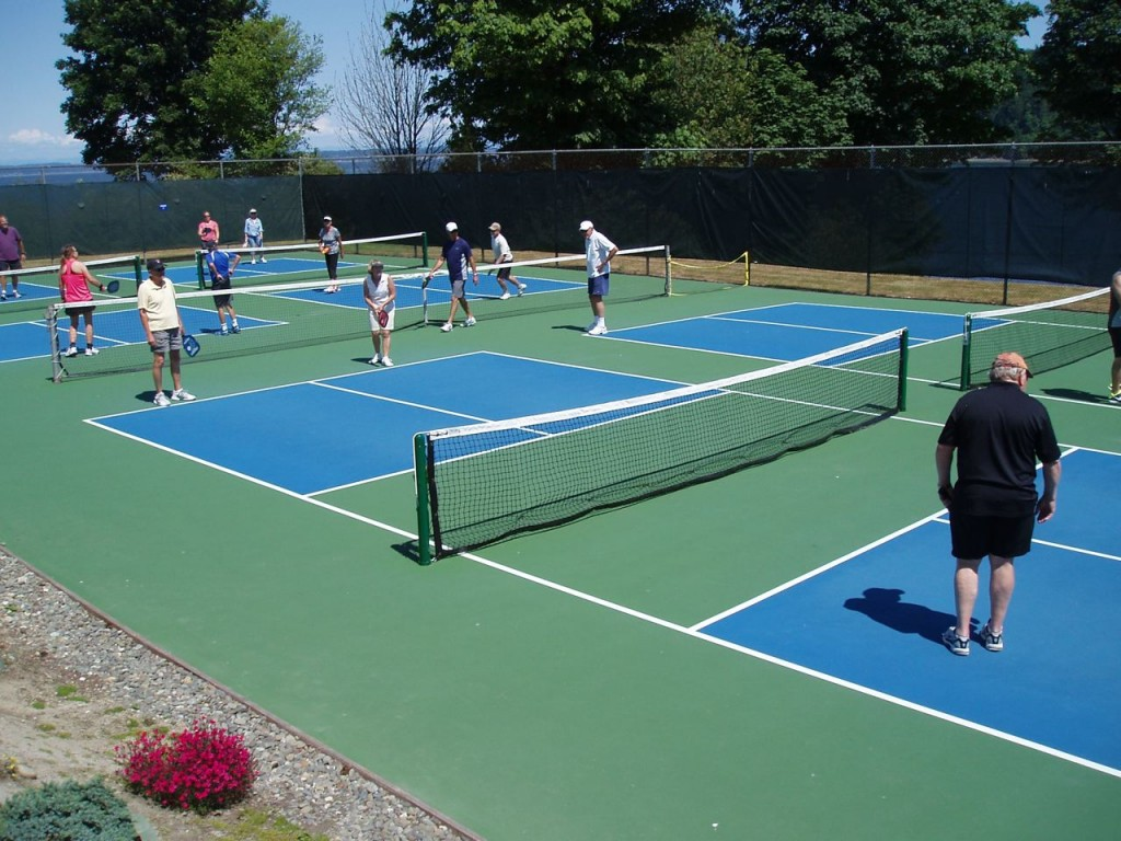 Pickleball, People, Active Lifestyle
