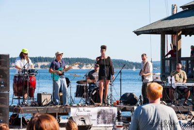 Concerts, Water View, Olympic Peninsula