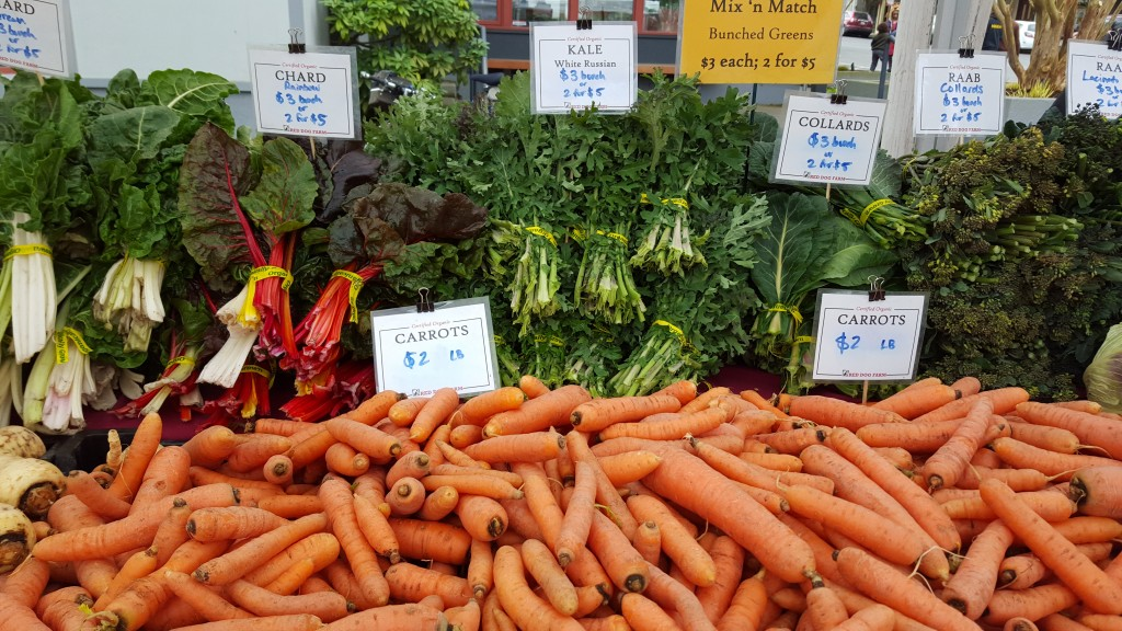 Produce, Farm Stand, Farm, Olympic Peninsula