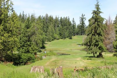 Golf Course, Olympic Peninsula, Active Lifestyle