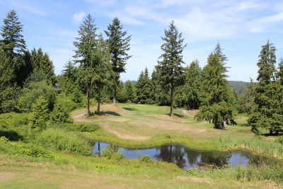 Pond, Golf, Golf Course, Active Lifestyle