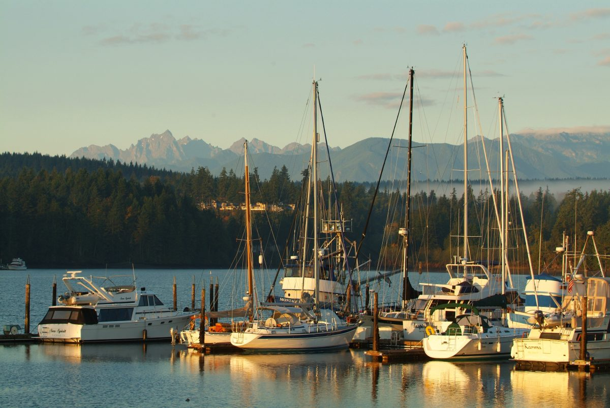 Mountains, Boats, Active Lifestyle