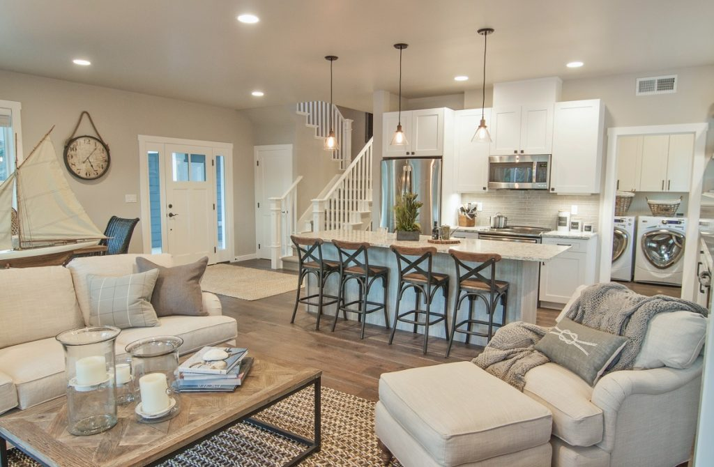 Home Building, Jefferson County, Living Area