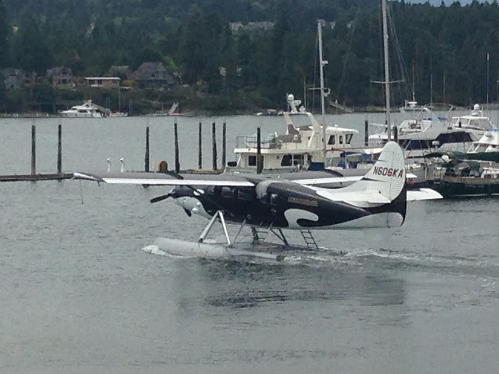 Seaplane, Orca, Marina, Travel