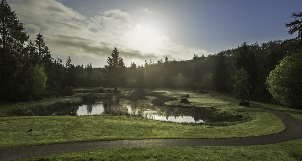 Olympic Peninsula, Golf Course