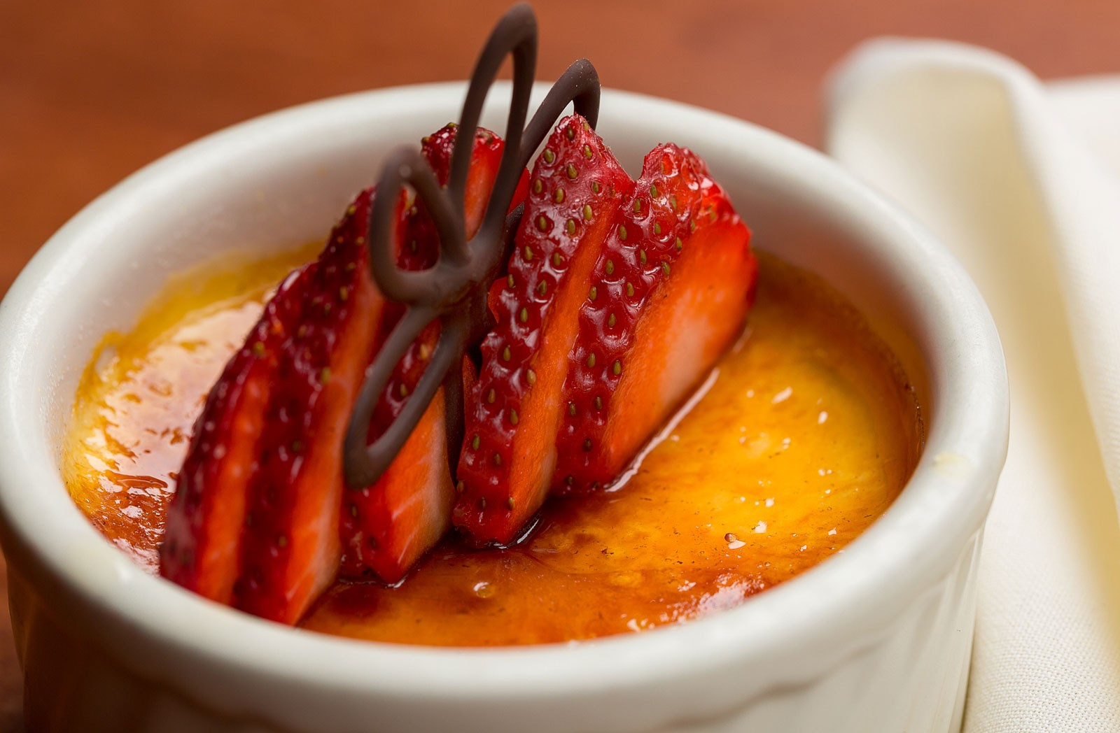 Olympic Peninsula, Waterfront Cuisine, Strawberries, Dessert, Chocolate