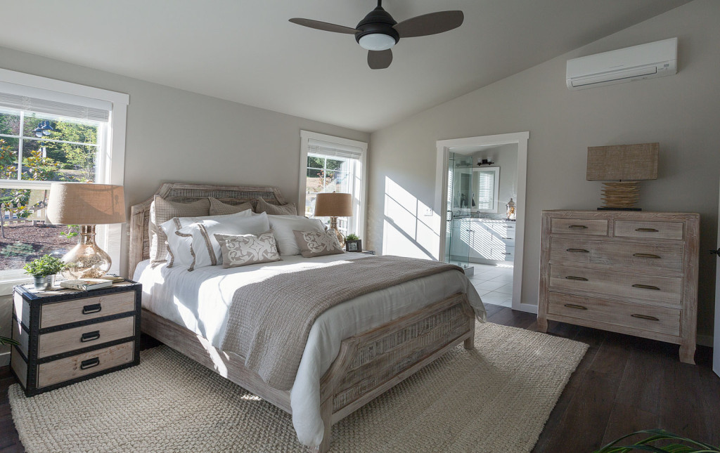 Master Bedroom, New Neighborhood, New Construction, Olympic Peninsula