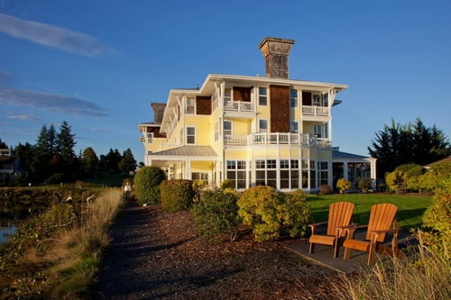 Inn, Lodging, Resort, Olympic Peninsula