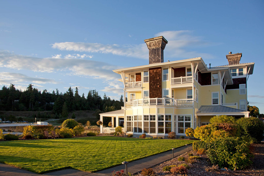 Lodging, Waterfront Inn, Boutique, Olympic Peninsula