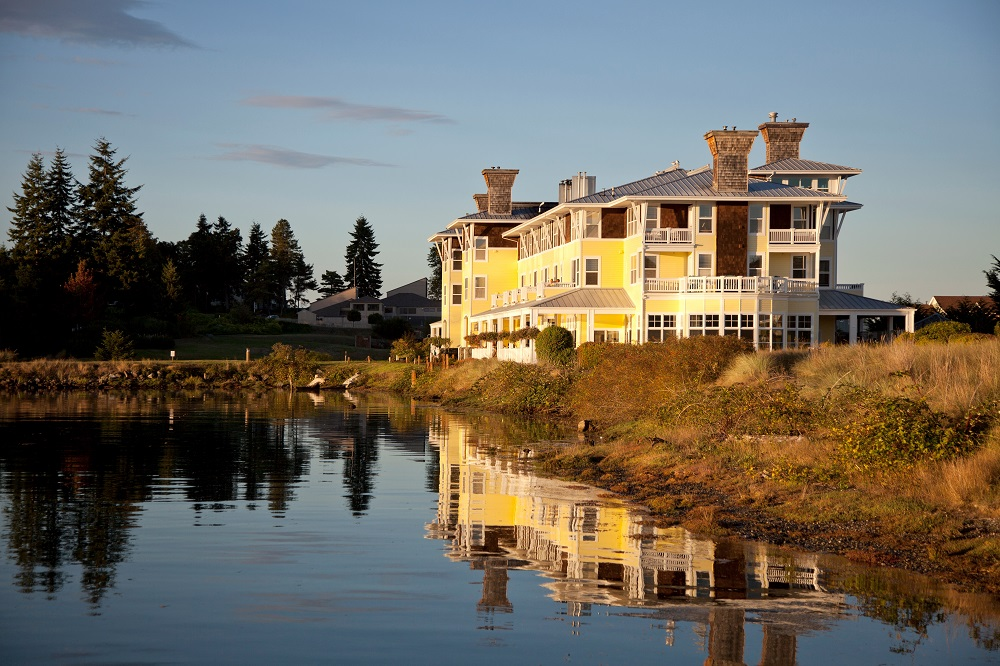 Inn, Water, Lodging, Puget Sound, Waterfront, Olympic Peninsula