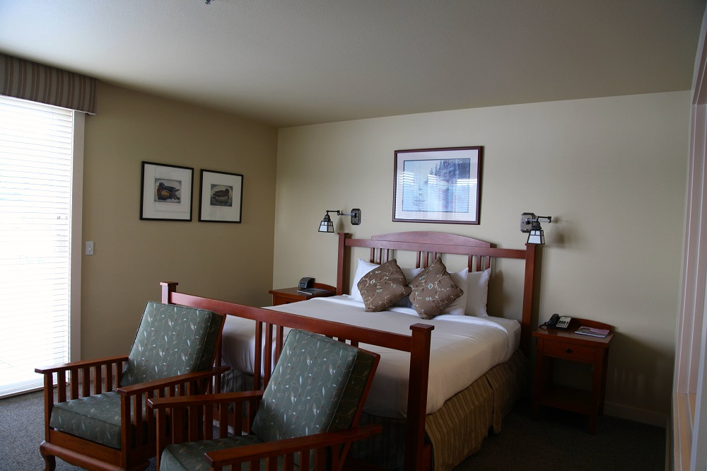 Lodging, Inn, Resort, Hotel, Olympic Peninsula, Guest Room