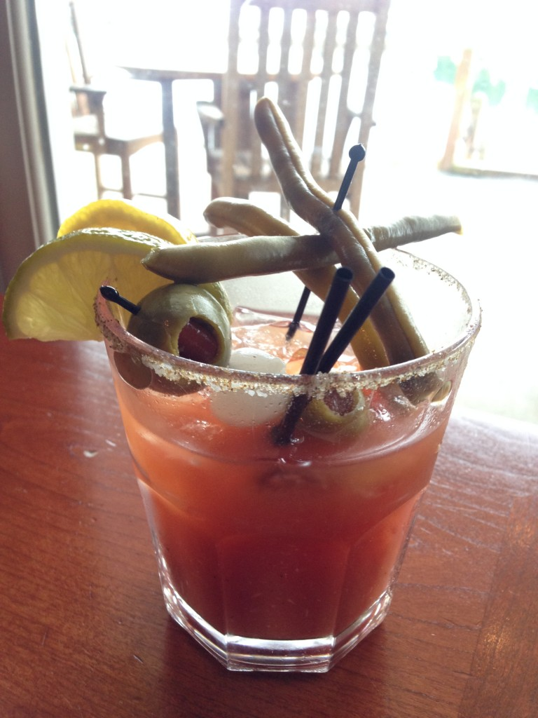 Bloody Mary, Breakfast, Waterfront Dining, Resort