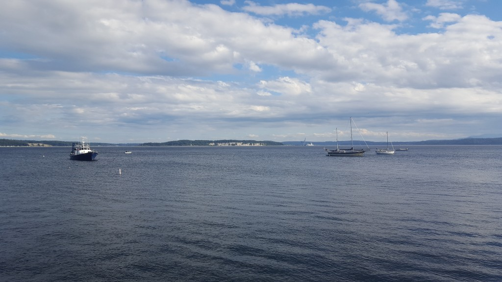 Boats, Puget Sound, Outdoors