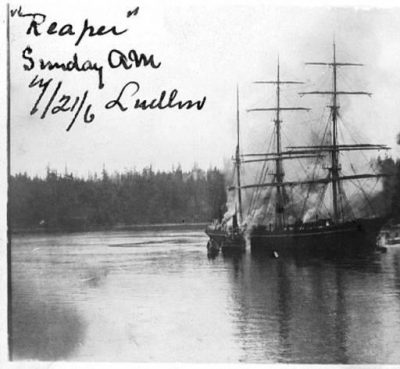 Historical Photo, Hell Ship, Reaper, Marina