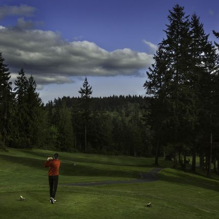 Driving Range, Active Lifestyle, Olympic Peninsula