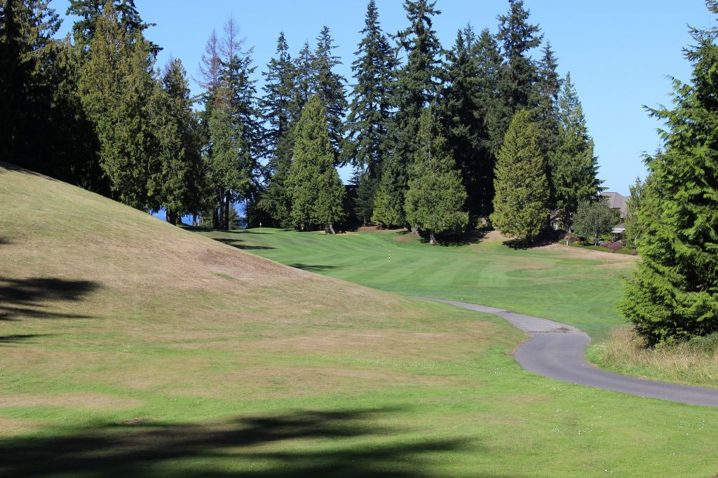 Golf Course, Golf, Olympic Peninsula