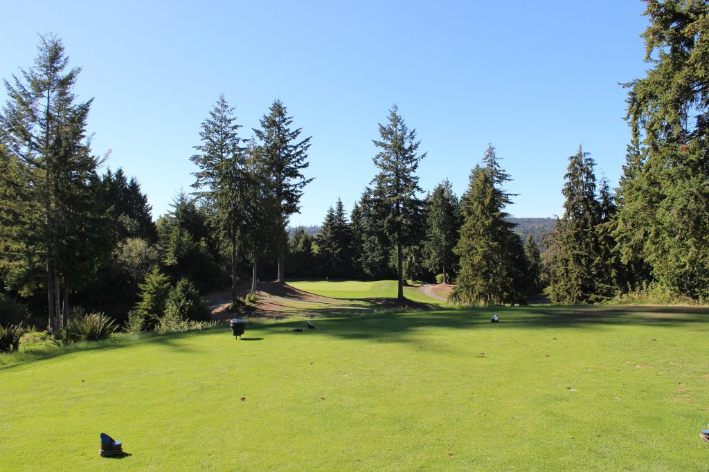 Active Lifestyle, Olympic Peninsula, Golf