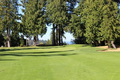 Olympic Peninsula, Golf