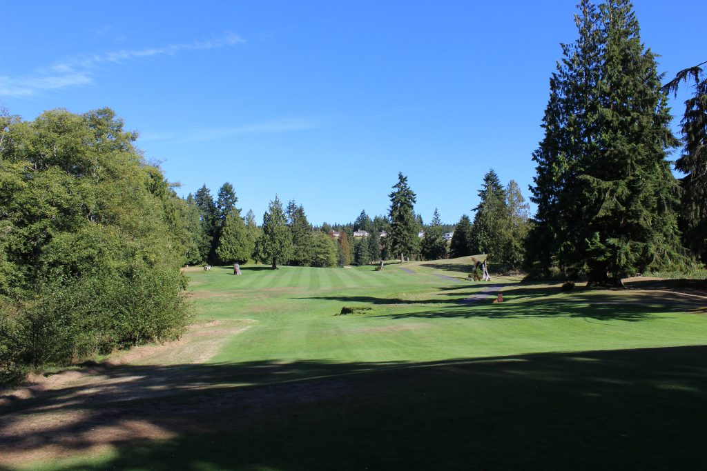 Greens, Olympic Peninsula, Golf, Golf Course