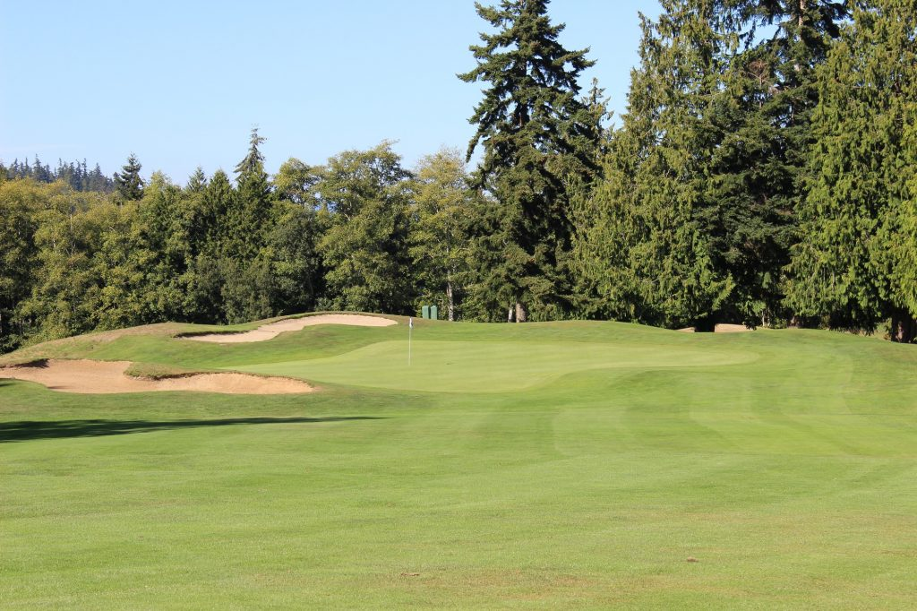 Bunkers, Golf, Golfing, Olympic Peninsula