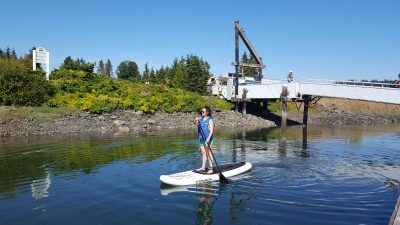 Water Sports, Marina, Olympic Peninsula
