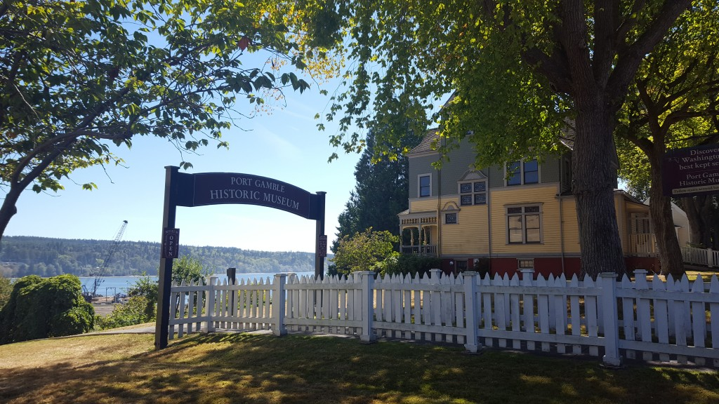 Museum, Port Gamble, History, Lifestyle