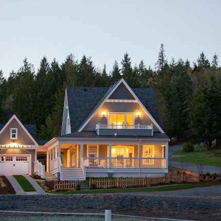 Award Winning Home, Olympic Peninsula, Waterfront