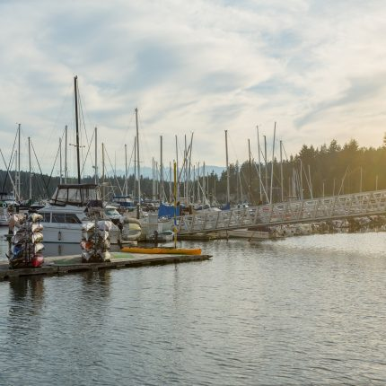 Kayaks, Boating, Marina, Olympic Peninsula